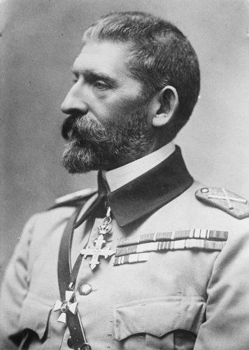 Regele Ferdinand al României a domnit între 1914 și 1927